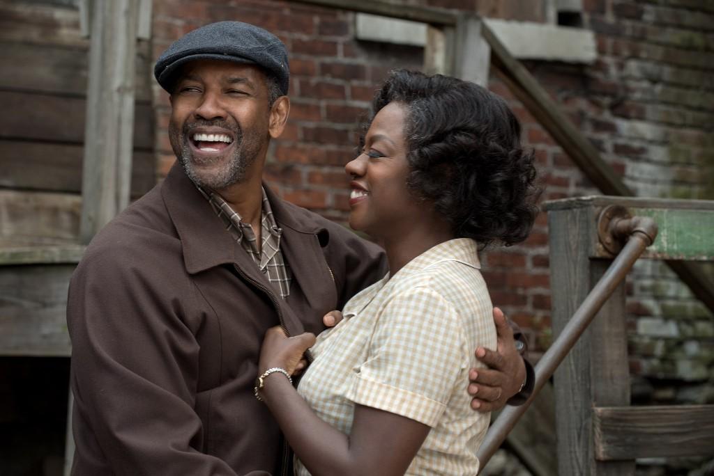 Películas de Denzel Washington  fences