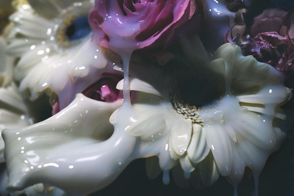 flores obras de arte polemicas