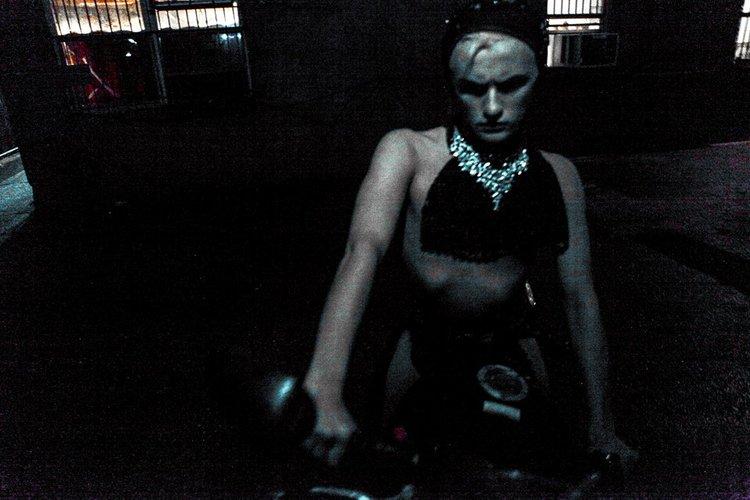 fotografias de transgenero sombras