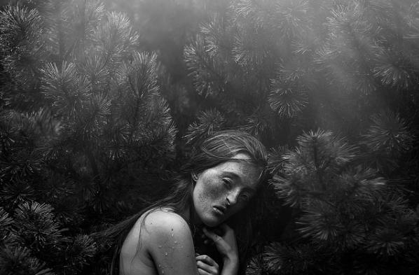 fotografias feminidad en soledad rara