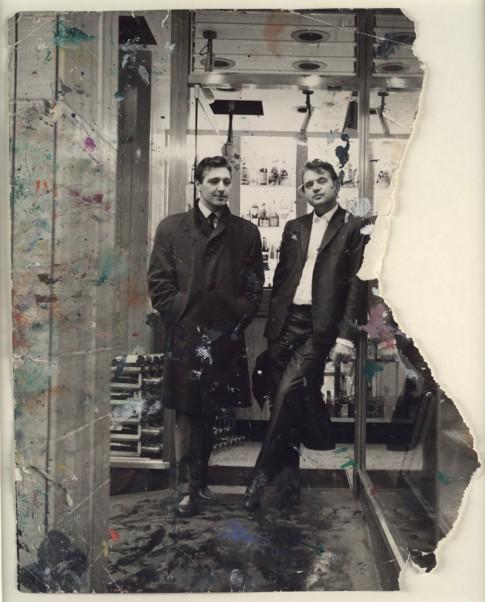 Francis Bacon  y George Dyer