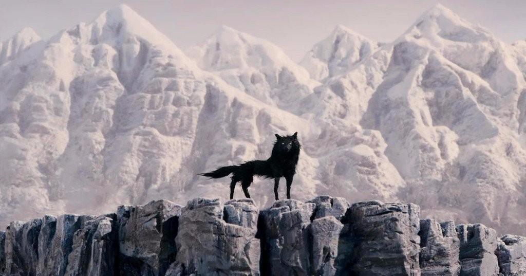 freud mr fox theories wolf