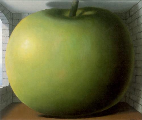 habitacion-para-escuchar Significado de la manzana en el arte