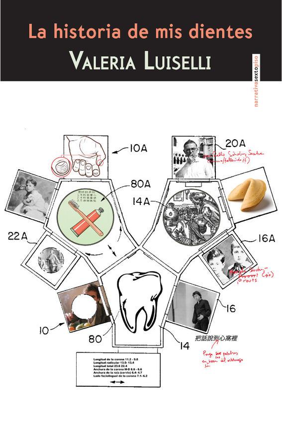 historia de mis dientes lista de libros para leer