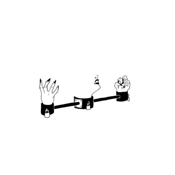 ilustraciones de fantasias bdsm