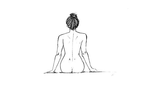 ilustraciones para tatuajes mujer