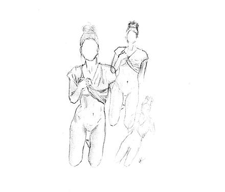 ilustraciones para tatuajes mujeres
