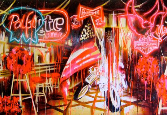 rossoncrow-artecontemporaneo-pintura