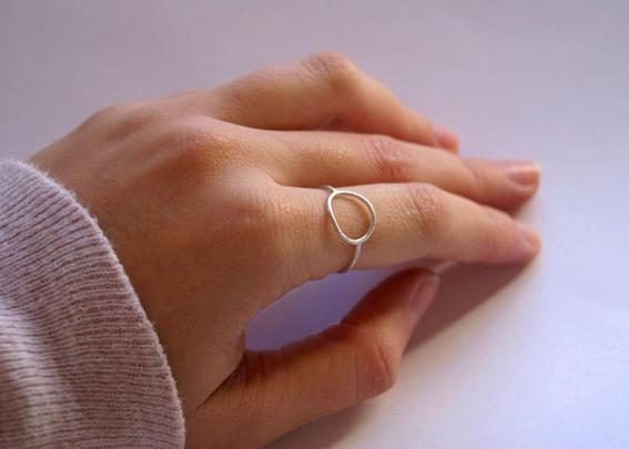 indice moda con anillos