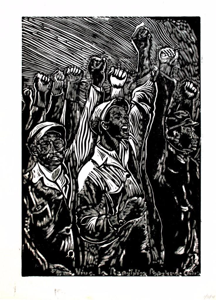 Artistas mexicanos posrevolucionarios  isidoro-ocampo-obras