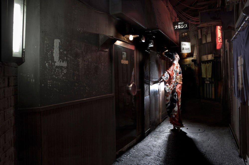 japan fetishes alley