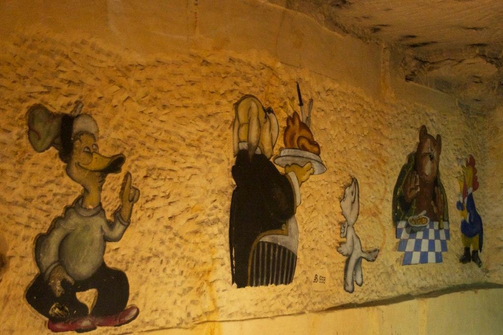 jezuietenberg dibujos animados cuevas religiosas
