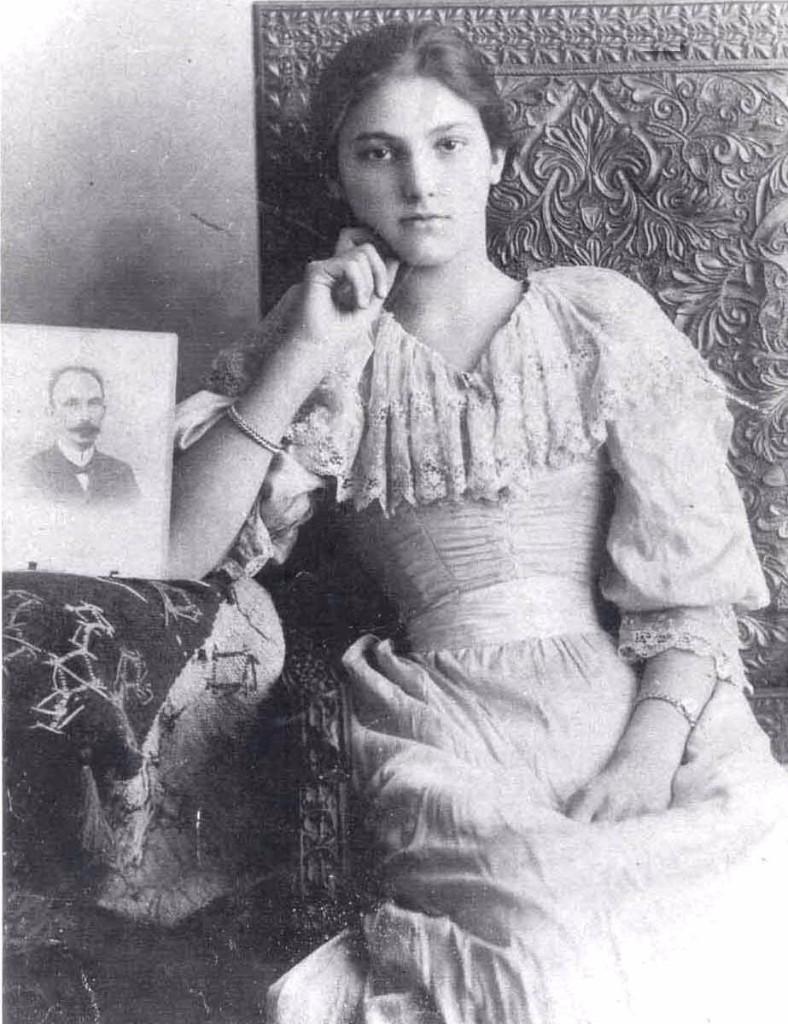 """El amor imposible entre José Martí y  María García inspiró la canción más triste de toda América Latina: """" La niña de Guatemala""""."""