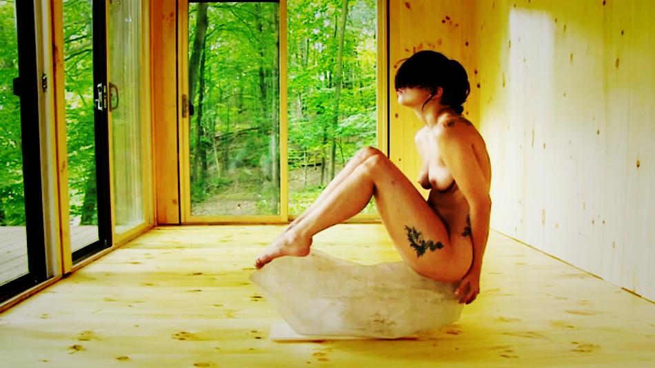 lady gaga se desnuda metodo abramovic