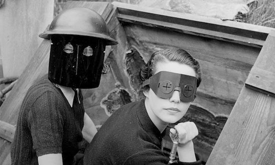 lee miller fire masks