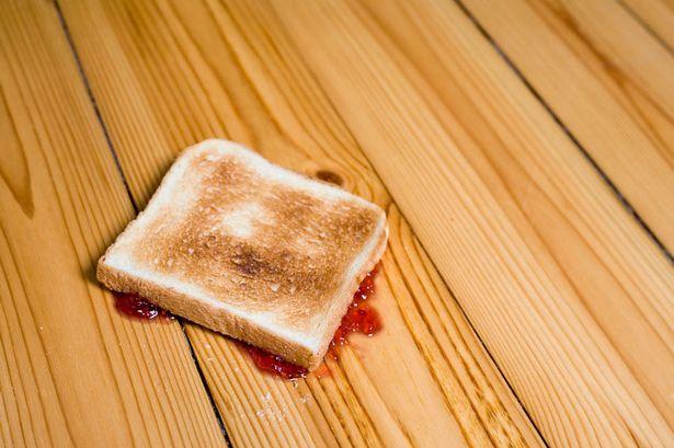 ley de murphy tostada