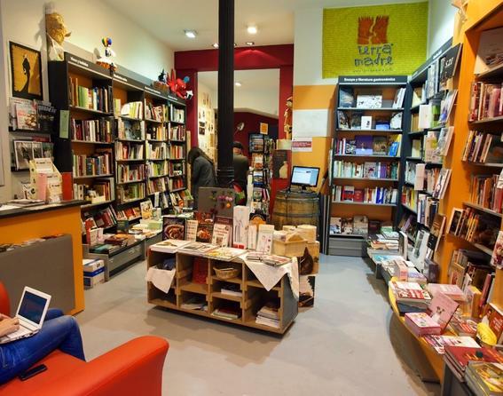 libreria A punto