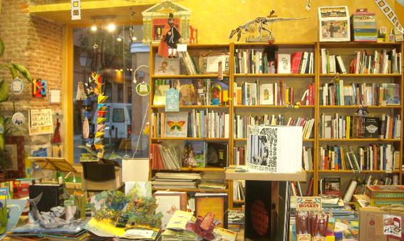 libreria Tipos infames