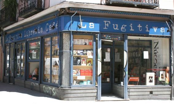 librerias de madrid la fugitiva