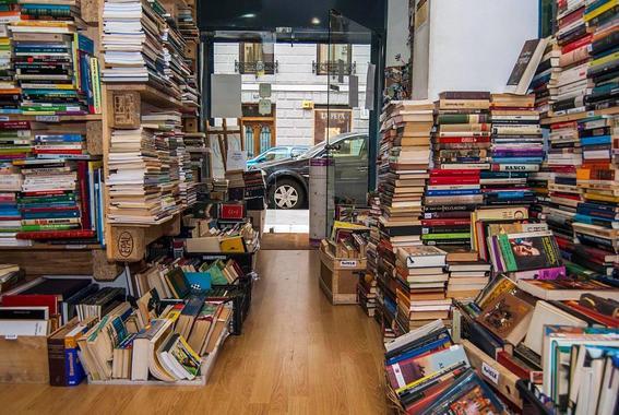librerias para conocer madrid