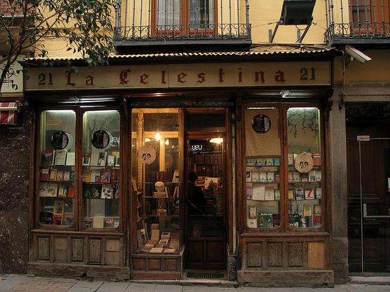 librerias que debes visitar madrid