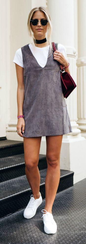 looks de moda vestido