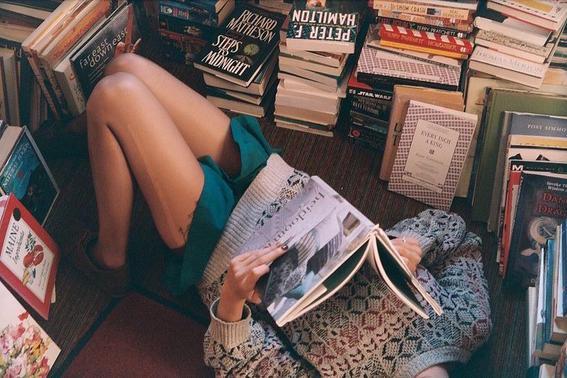 la literatura es un peligro
