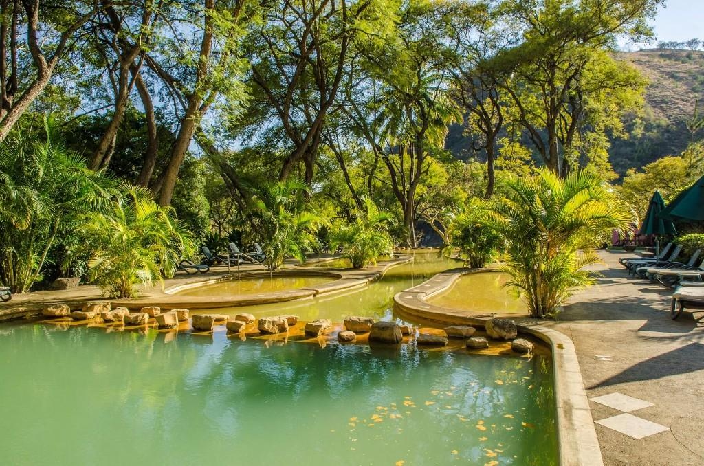 lugares con aguas termales agua blanca m