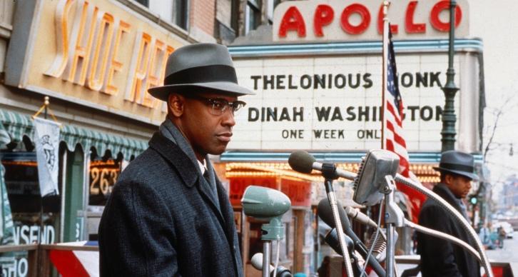 Películas de Denzel Washington  malcom-x