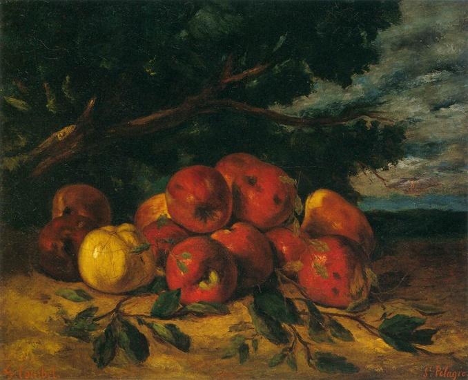 manzanas-rojas-courbet