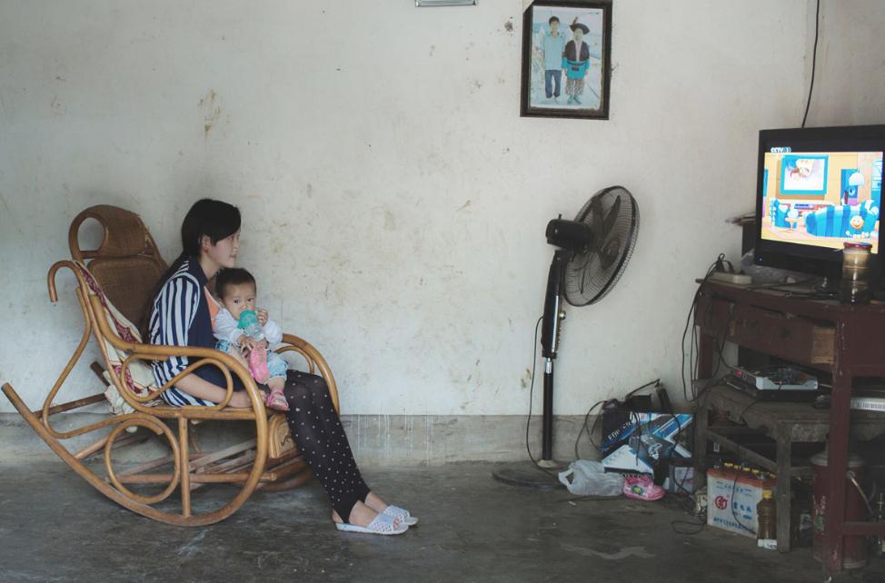 matrimonio infantil china