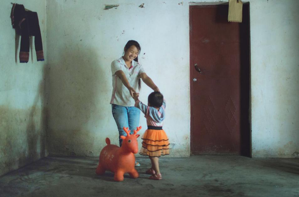 matrimonio infantil china jugar