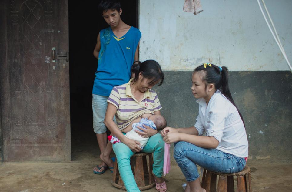 matrimonio infantil china mujeres