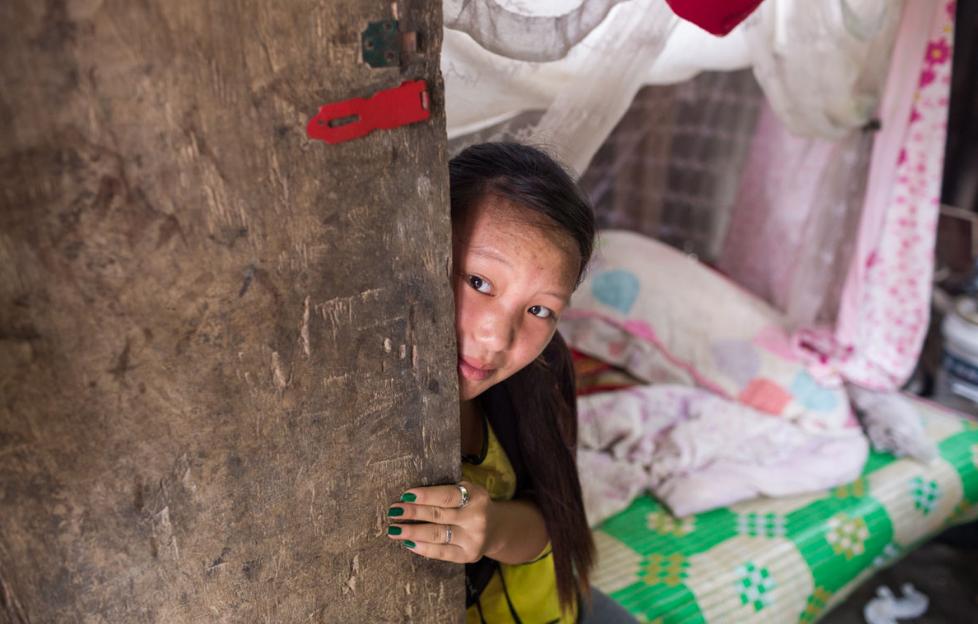 matrimonio infantil china pared