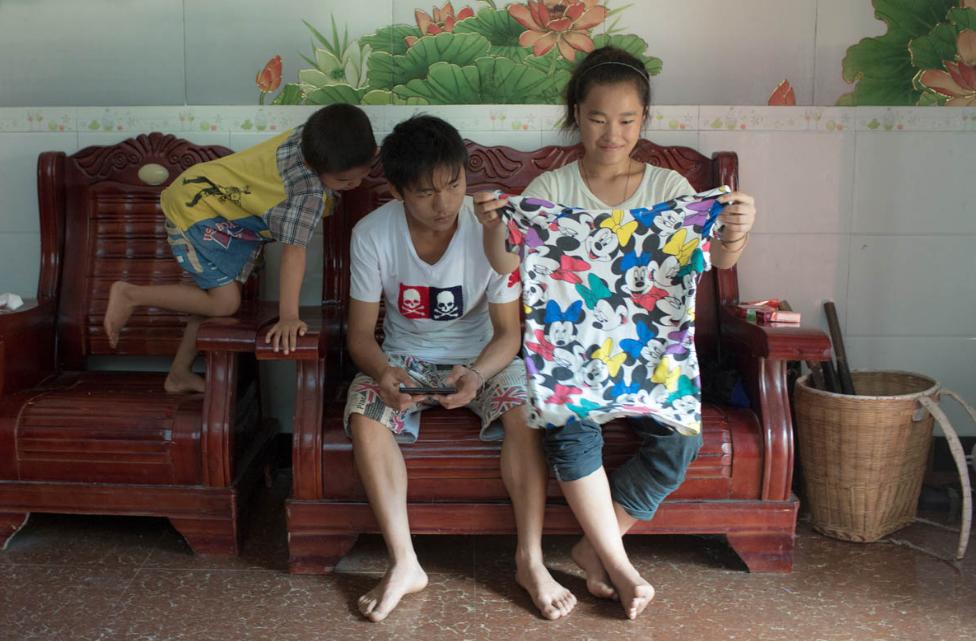 matrimonio infantil china pareja
