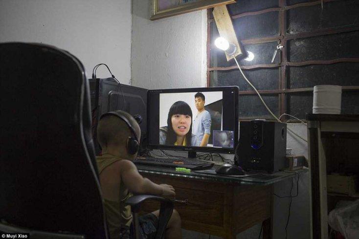 matrimonio infantil pantalla