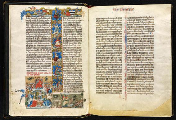 medieval myths bible priviledges