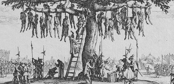 medieval myths death penalty