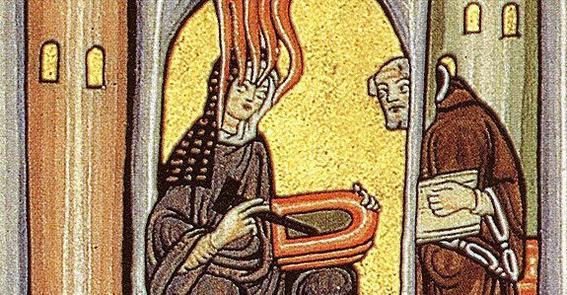 medieval myths female oppression