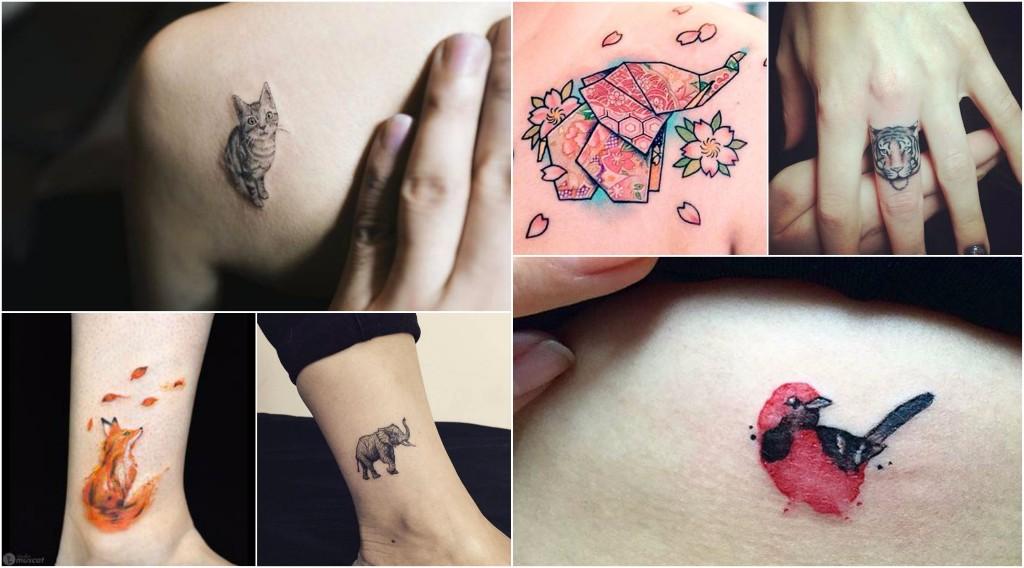 mini tatuajes