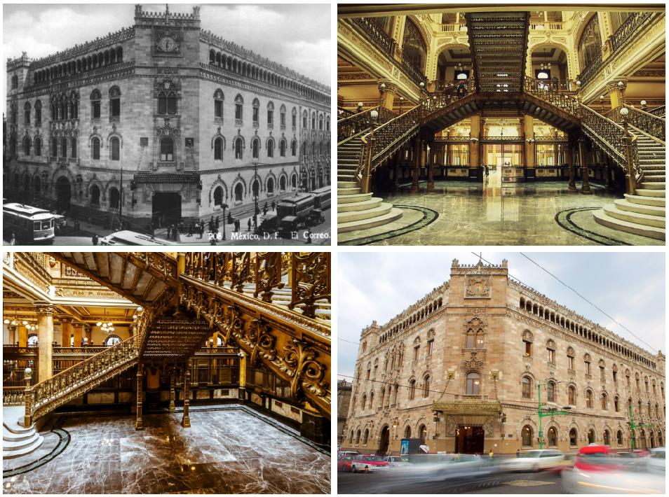 monumentos arquitectonicos de mexico palacio postal