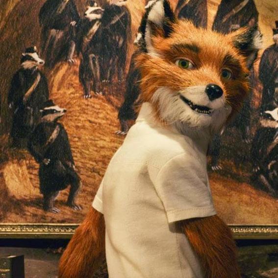 Mr. Fox de Wes Anderson