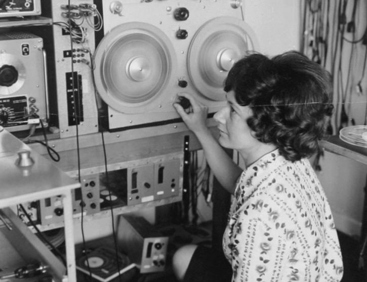 mujeres en la musica electronica else marie pade