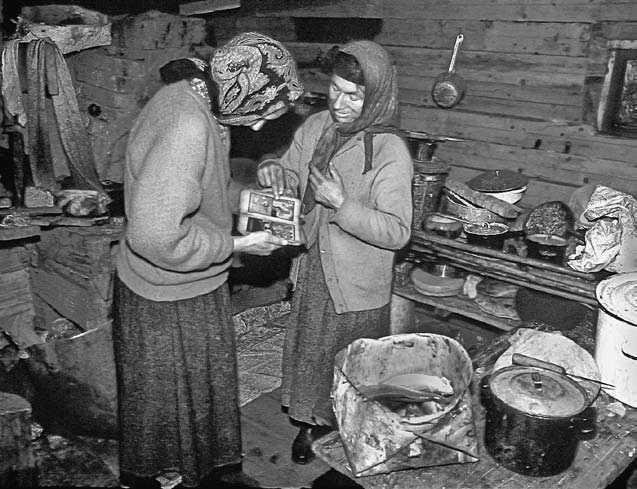 mujeres lykov familia oculta