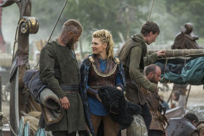 mujeres mitos de los vikingos