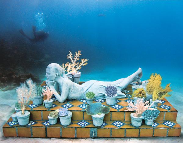 museo dentro del mar