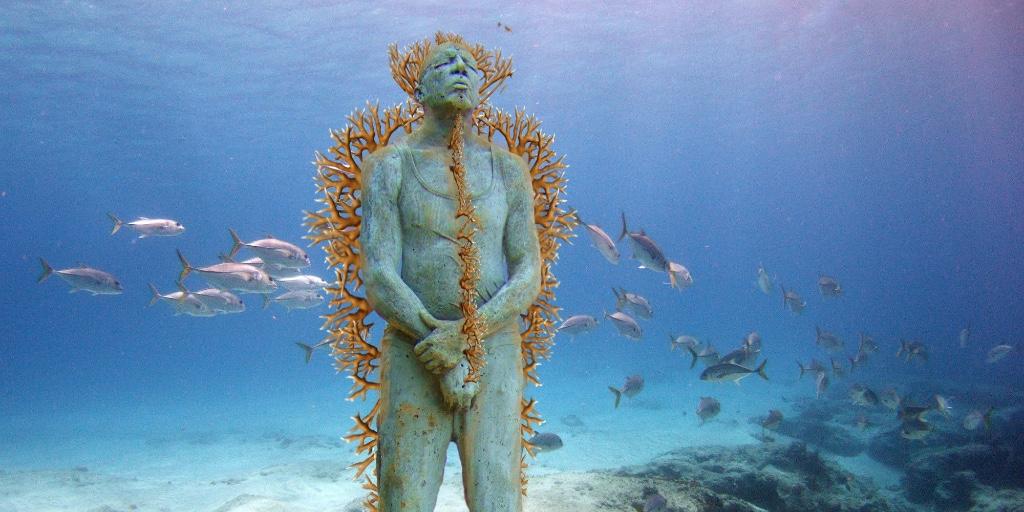 El museo que debes visitar en Cancún para enamorarte de las profundidades del mar