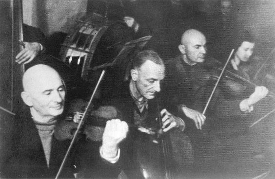 musica en los campos de concentracion orquesta
