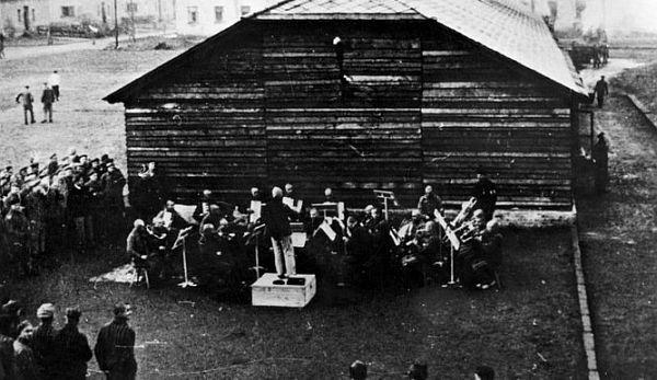 musica en los campos de concentracion orquestass