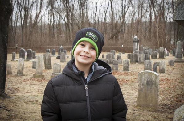 no tomar selfies cementerio
